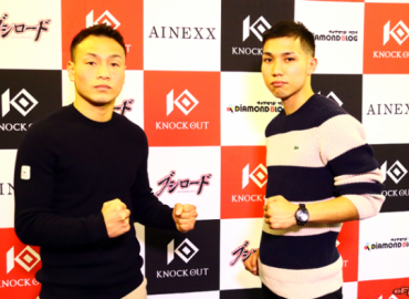Knock Out出場決定‼︎